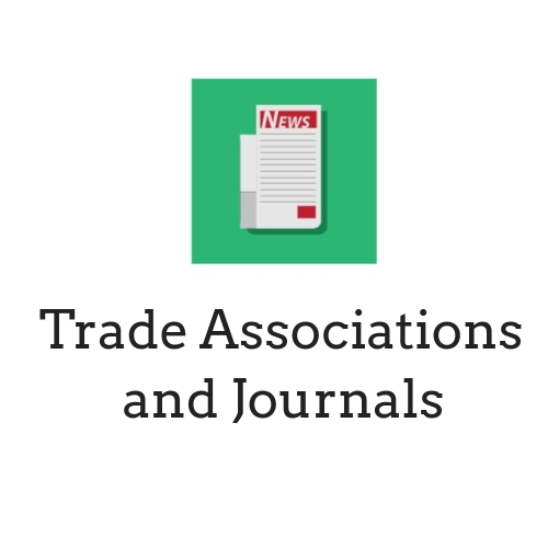 Trade Associations and Journals